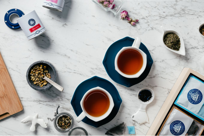 Clippers Tea | Artisanal Tea Singapore