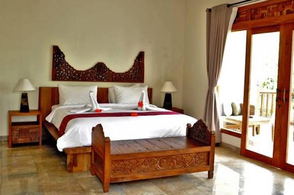 sri-ratih-bedroom - Sri Ratih Cottages Ubud Bali