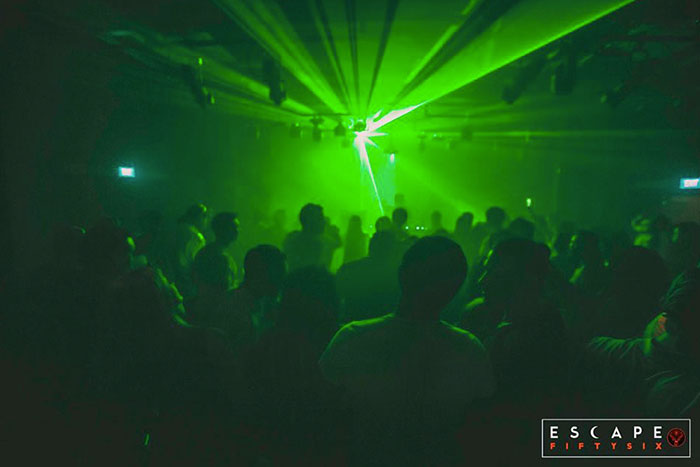 Escape 56 by Blackout - parties night clubs singapore