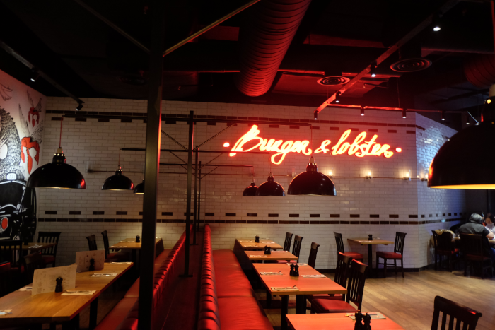 Restaurant Review Burger Lobster S First Halal Restaurant At Genting Highlands Malaysia City Nomads